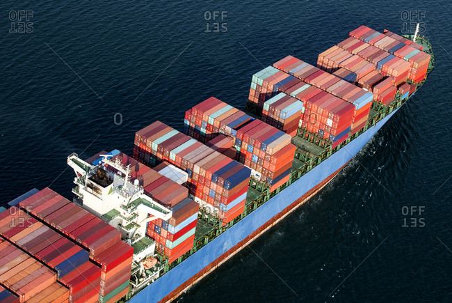 International Freight Forwarding Company - Tin Can Freight